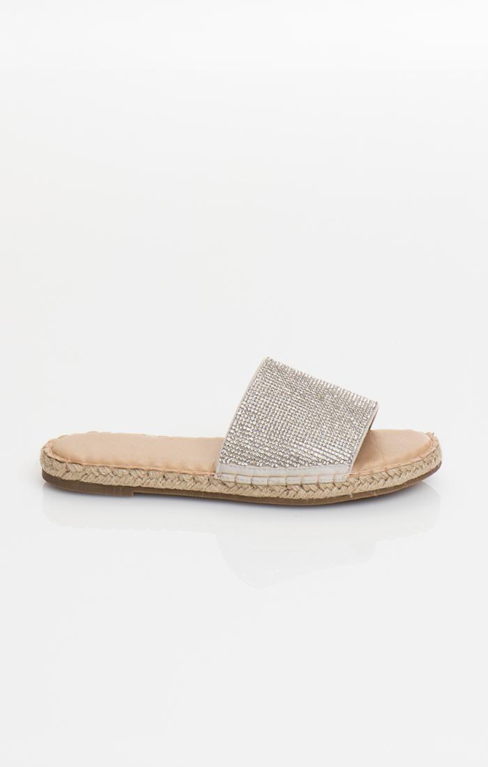 Zora Shoe - Silver